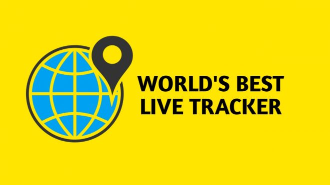 live tracker