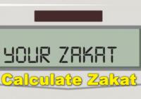 zakat calculator pakistan