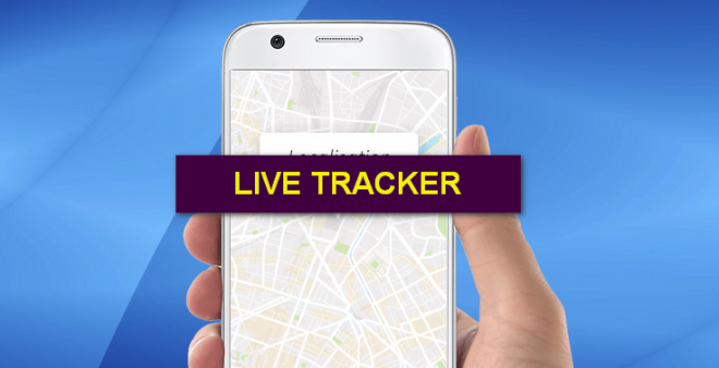 live tracker cf