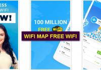 WIFI MAP FREE WIFI APP